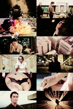 """""""I just did what I do best. I took your little plan and I turned it on itself."""""""
