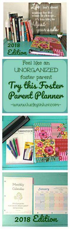 foster parent, foster planner, foster care, organized