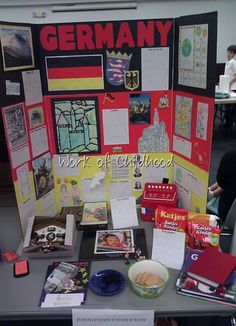 Geography Fair!