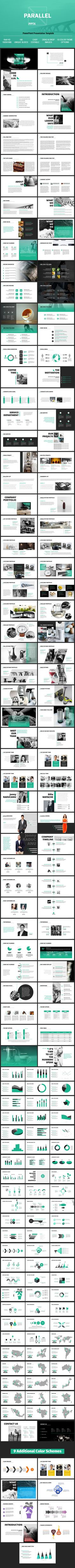 Pro Plus Business Powerpoint Presentation Template  Creative