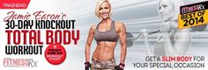 Jamie Eason's 30-Day Knockout Total Body Workout