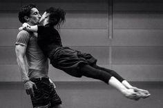 Bort, James - Isabelle Ciaravola & B Pech- Leaping Kiss [Ballet] Shall We Dance, Lets Dance, Praise Dance, Jazz Dance, Contemporary Dance, Modern Dance, Dance Photos, Dance Pictures, Tango