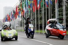 Zero Emissions Vehicles Round off Global Tour in Geneva Geneva Switzerland, Primary Education, Electric Cars, Renewable Energy, Climate Change, Environment, Countries, Upcycle, Wave