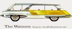 Just A Car Guy : Here's a treat... design art studies for Kaisers that never were produced. by Frank Hershey and Rhys Miller