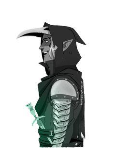 friendlypapaya:  p: my favorite companion from origins.