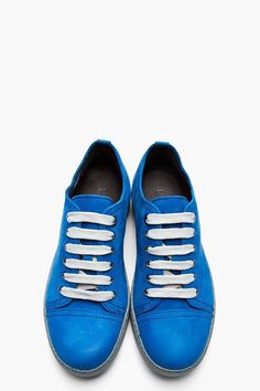 #Blue #Shoes