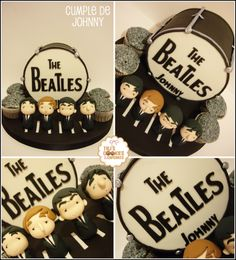The Beatles Cakes