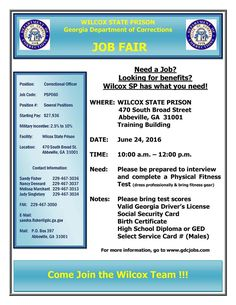 Albany Parc Will Host A Job Fair Looking To Fill Vacant