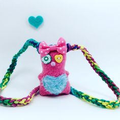Little Olive, necklace, Doll, Toy, Chubbee, Alfee by AlfeeStation on Etsy