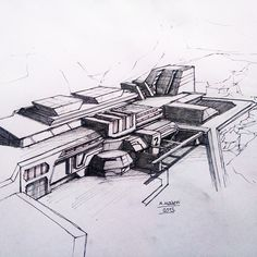 #arquisemteta #arquitectura #arqsketch #arquitetura #arquitetapage #arch_more #iarchitectures #doodle #design #sketching #sketch #sketchdaily #architect #archilovers #revistaaec #ink #copic #architecturestudents #architecture #architectureporn #urbanphotography #urbanism #urbansketches #architektur #architexture #art #space #futuristic #archistudent #archisketcher