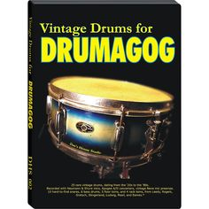 Wave Machine Labs Dan's House Vintage Drums Collection - Sample Librar