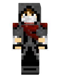 Minecraft Hd Ninja Skin