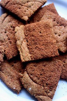 Beyond the Bite: Paleo Cinnamon Graham Crackers (AIP Friendly)