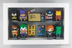 Ikea and Lego (Part 1) - Ribba and Kasseby | Brick Hello - All things LEGO