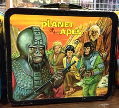 Planet of the Apes Lunch Box