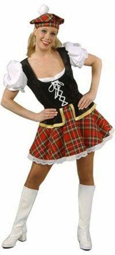 Inspiration écossaise; A adapter pour le patinage pour un thème de danse Celtique.