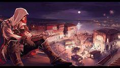 Ezio Auditore. Enjoying the view?