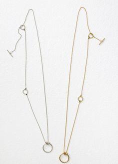 Knot Necklace - Céline