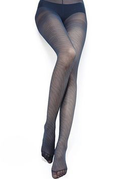 f7e81f40abf Soft Zebra Navy Blue Tights
