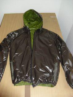 Die 48 besten Bilder von Glanz nylon jacken   Clothing, Nylon ... 65236b5d7a