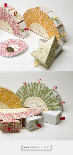Japanese Ocha Tea Packaging on Behance by Sose Ohanjanian Los Angeles, CA curated by Packaging Diva PD. National Award Merit award winner in 2010 Washington DC, American Institute of Graphic Arts show off competition.