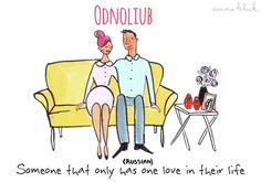 18 Adorable Illustrations Of Untranslatable Words About Love