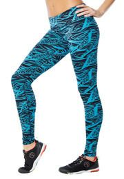 Funky Perfect Long Leggings | Click to shop with 10% discount http://www.zumba.com/en-US/store/US/affiliate?affil=10sale  or use Savings Code 10SALE at checkout