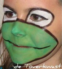 schminken kikker - Google zoeken