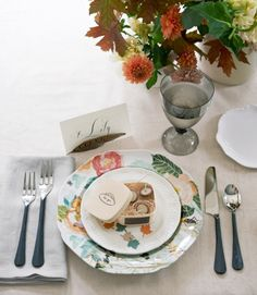 Unforgettable Thanksgiving with great table decoration ideas