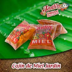 Cojín de Miel Jardín. Adquiere nuestros productos en http://www.productosjardin.com/navidad/