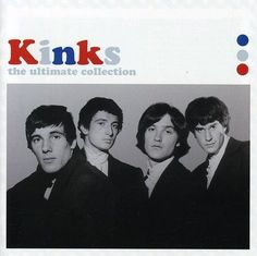 The Kinks - I'm Not Like Everybody Else 1966 album cover Autumn Almanac, Rock And Roll, Waterloo Sunset, Dave Davies, You Really Got Me, Plastic Man, Dedicated Follower Of Fashion, The Kinks, Musica