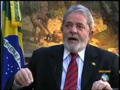 Lula chora ao fazer avaliação de governo  em entrevista exclusiva ao Jor...
