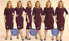 SLIMMING: Slimming pose secrets (no site to go to, just this graphic)