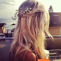 @S. Demori #hair style