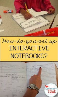 Interactive Notebooks are a huge new tool to use in the classroom. this blog post outlines different ways to set them up- some people set up and input/output system where the learning happens in the notebook. Other people use an all skill practice system where the learning happens outside of the notebook and the practice happens within.