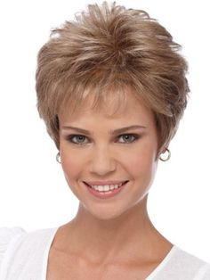 Soft Short Hairstyles for Curly Hair