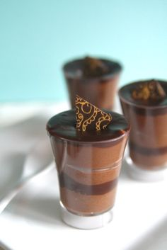 Bittersweet Chocolate Mousse