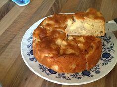 Uit mijn keukentje: Marie-Helene's appeltaart