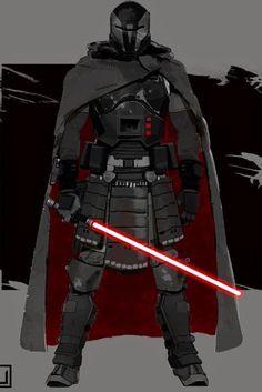 Star Wars Sith, Rpg Star Wars, Star Wars Helmet, Warrior Concept Art, Star Wars Concept Art, Star Wars Fan Art, Star Wars Characters Pictures, Star Wars Pictures, Star Wars Images