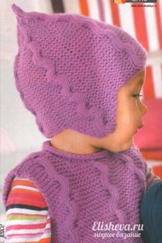 Knitting Patterns For Kids Free Tutorials Baby Knitting Patterns, Baby Cardigan Knitting Pattern Free, Baby Hats Knitting, Knitting For Kids, Knitting Socks, Knitting Designs, Baby Patterns, Knitted Hats Kids, Knitted Baby Blankets