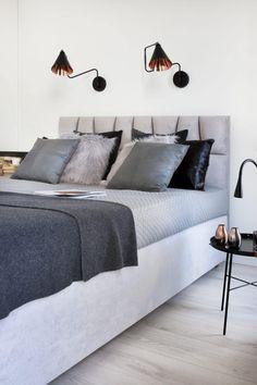 witte houten vloer slaapkamer - Google Search