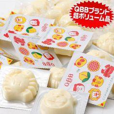 特価!QBB チーズセット(型抜きチーズ・チーズでカルシウム) | ネットプライス 407544