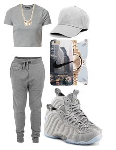 - Tomboii - by marvelfaith on Polyvore featuring New Look, Diesel, Nixon, Sugar NY, Sun Buddies, Topman and NIKE