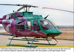 LifeFlight Eagle places two new Bell 407GX helicopters in service | Vertical Magazine