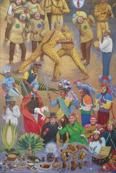 Delicias de la Comida Prehispanica: Los TLACOLOLEROS y su Aiztatzin