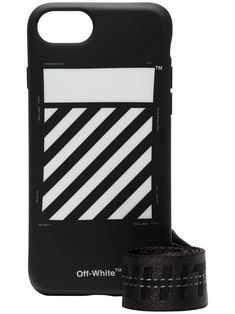 Off-white Black And White Diag Iphone 8 Case In 1001 Black White Off White Mens, Black And White, Iphone Wallpaper Vsco, Cool Cases, White Iphone, Brown Fashion, Iphone 8 Cases, Branding, Accessories