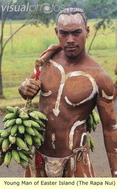 resultado de imagen para rapa nui people da islands