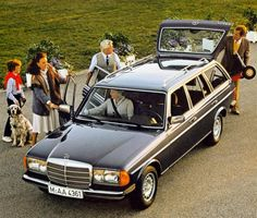 1984 Mercedes-Benz 300TD Station Wagon...This was the perfect family car in it's day! Safe, comfortable, diesel for economy,and very classy......An amazing car.