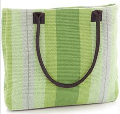 b8a081c018 Dash and Albert Thyme Ticking Woven Cotton Tote Bag for Sale 15% OFF Today