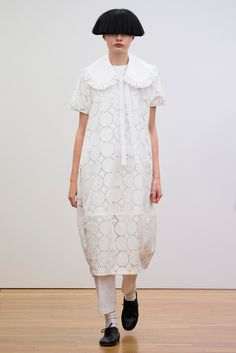 Spring 2015 Ready-to-Wear - Comme des Garcons Comme des Garcons Look43